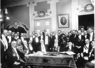 Sala in care s-a semnata Actul Unirii Basarabiei cu Tara Mama.jpg&