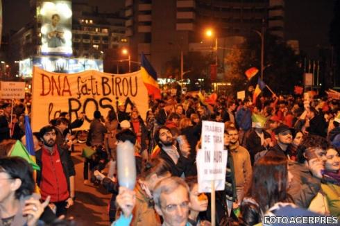 Protest-anti-Roșia-Montană