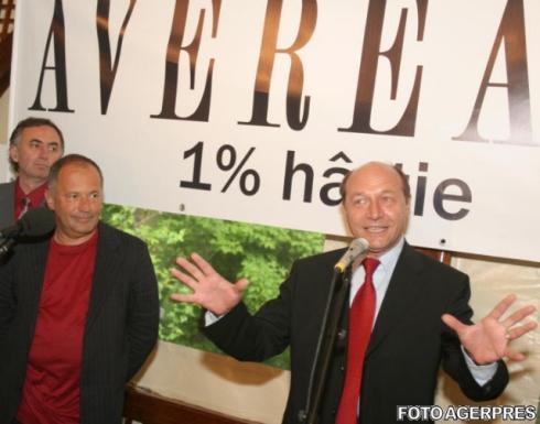 Băsescu-SRS-Agerpres
