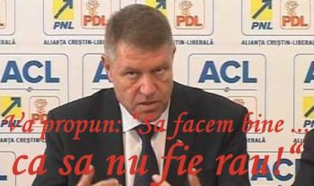 Iohannis Klaus-mesaj2