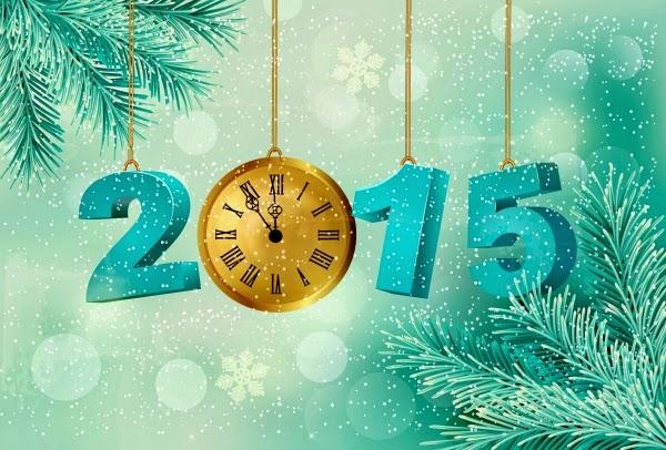 La multi ani 2015 felicitare frumoasa scrisa Happy New Year 2015 31.12.2014 ianuarie engleza sarbatori fericite An Nou 2015 revelion urare mesaje prieteni marti miercuri joi postare blog