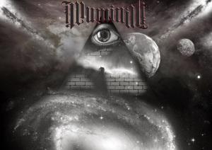 Illuminati Eye pyramid cosmos