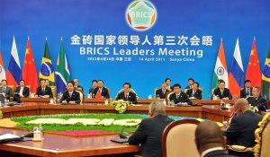 Zuma - BRICS & BOAO FORUM - CHINA