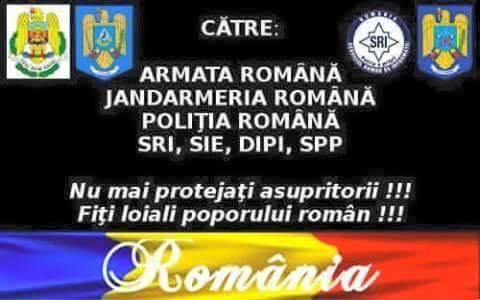 apărați poporul român, sau călăii poporului român