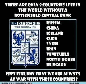 rothscilds  banks