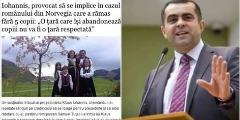 Samuel Tutac scrisoare deschisa presedintelui Iohannis Adevraul.ro
