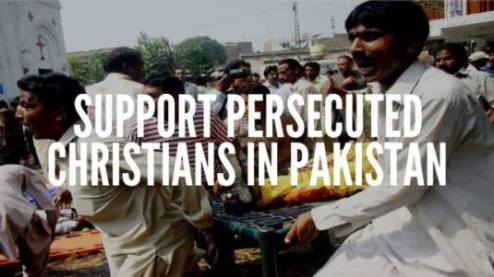 persecuted Christians in Pakistan Photo davemiers.com