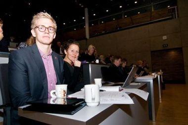seful Consiliului Municipal Troms