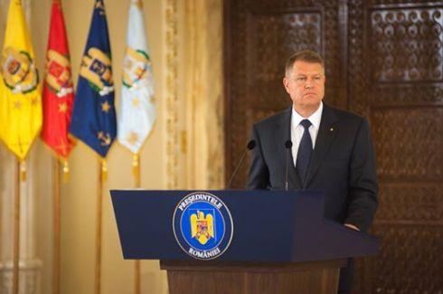 Klaus Iohannis Foto economica.net