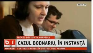 B1 Cazul Bodnariu in INSTANTA