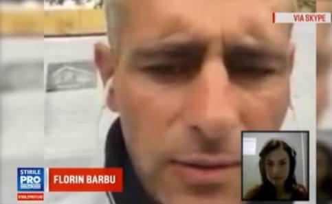 Stirile Pro TV Florin Barbu 30 mai Greva Foamei Strasbourg