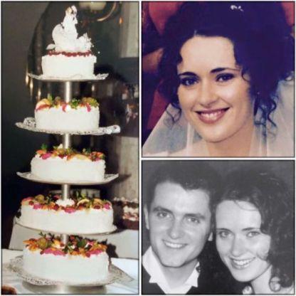 Marius si Ruth Bodnariu wedding