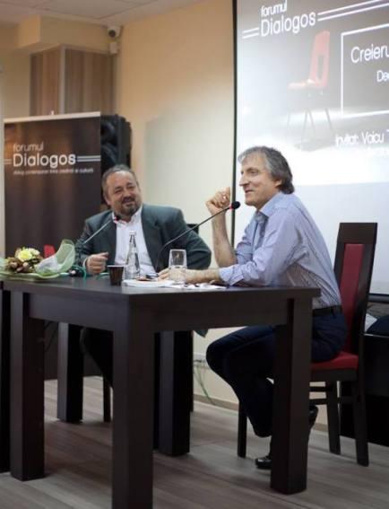 Emil Bartos cu Voicu Tudorescu - Dialogos
