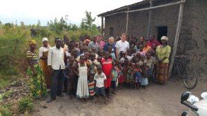 Cornel Urs Misiune in Burundi iulie 2016