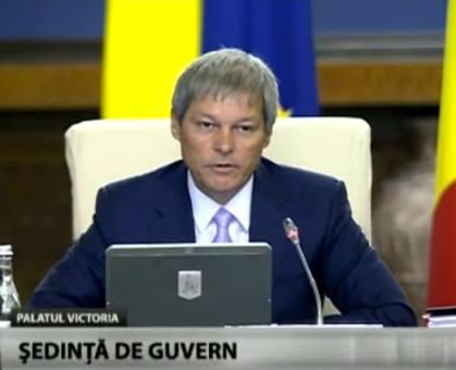 Dacian Ciolos Votul prin Corespondenta