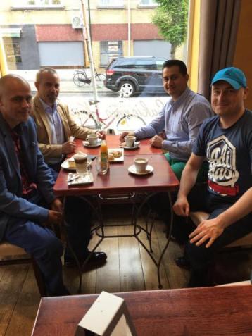 Florin Barbu,George Alexander,Dan Dragoman