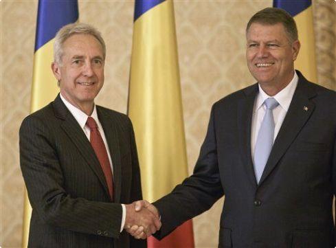 FOTO din arhiva Presidency.ro