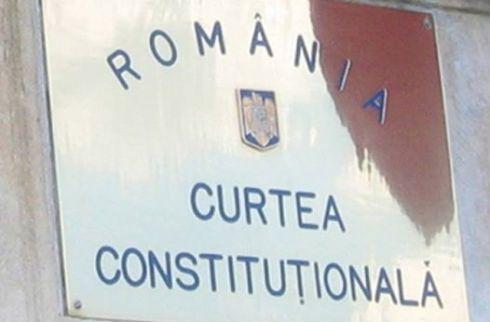 Curtea Constitutionala a Romaniei