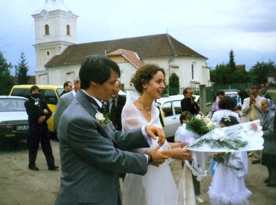 poze nunta lui dacian ciolos cu valerie