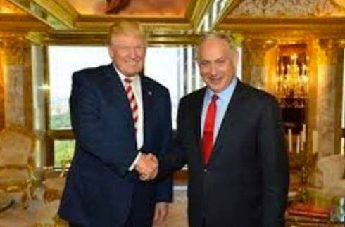 FOTO Fox News Intalnire DOnald Trump si Benjamin Netanyahu in Septembrie 2016
