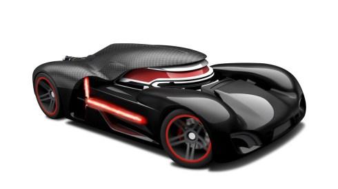 car futurist 1