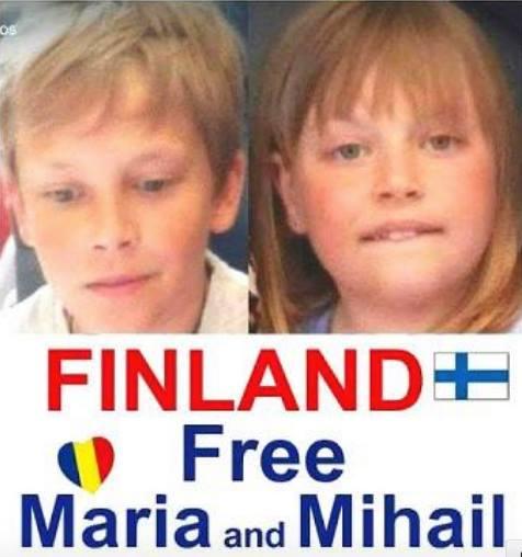 Finlanda de lumea a treia? In ce conditii traiesc copiii dr. Camelia Smicala