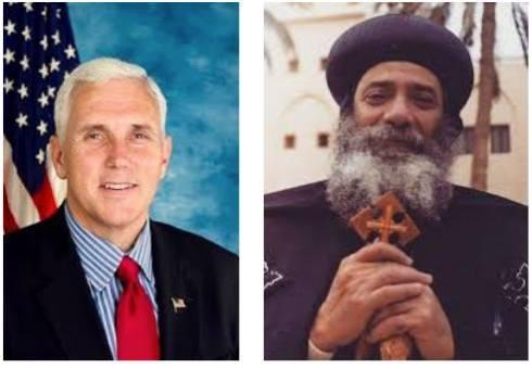Liderul Bisericii Copte din Egipt refuză să se întâlnească cu Mike Pence în semn de protest faţă de decizia unilaterală a Washingtonului de a declara Ierusalimul drept capitală a Israelului