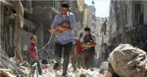 Syria persecution