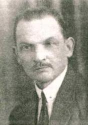 Alexis Nour (n.1877–d.1939), publicist, activist şi eseist român din Basarabia, sursă:chisinaul.blogspot.com
