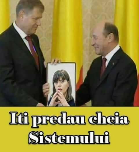 Iohannis, îți predau CHEIA SUCCESULUI !
