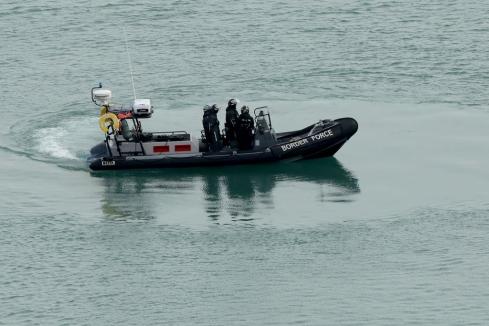 English Channel Migrant Crossings Declared Major Incident By UK Home Secretary Sajid Javid