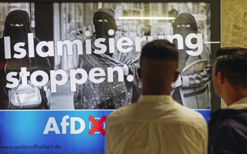AfD-poster