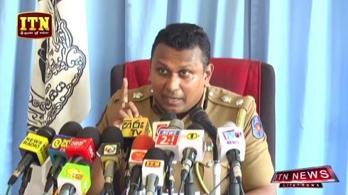 Police media spokesman - ASP Ruwan Gunasekera
