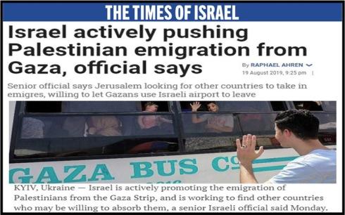 Gaza-Expel