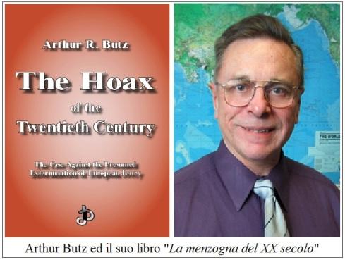 arthur-butz-hoax-menzogna-XX-secolo