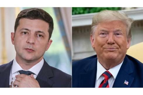 Trump-Zelensky