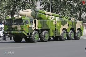 DF-21D anti-ship Ballistic Missile