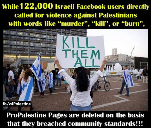 israel-kill-them-all