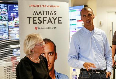 Matthias Tesfaye