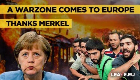 War Zone comes to Europe thanks to Merkel