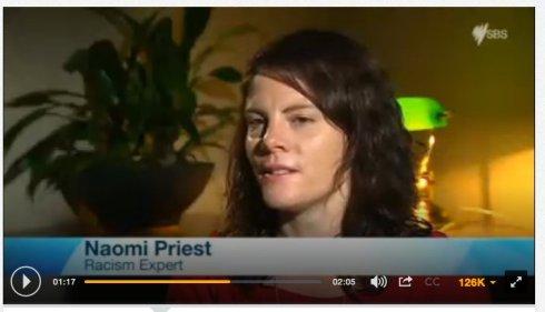 Dr. Naomi Priest.