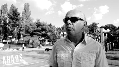 Panagiotis Grigoriou – Guiding thread   Khaos - the Human Faces of the Greek  Crisis